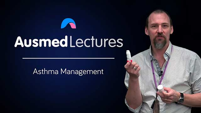Cover image for lecture: Asthma Management