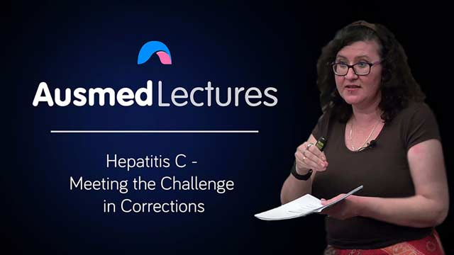 Cover image for lecture: Hepatitis C - Meeting the Challenge in Corrections