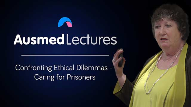 Cover image for lecture: Confronting Ethical Dilemmas - Caring for Prisoners
