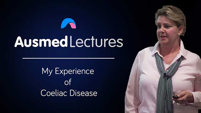 Cover image for lecture: My Experience of Coeliac Disease