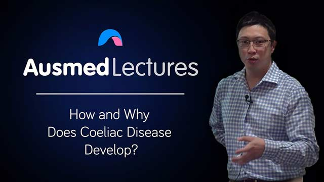 Cover image for lecture: How and Why Does Coeliac Disease Develop?