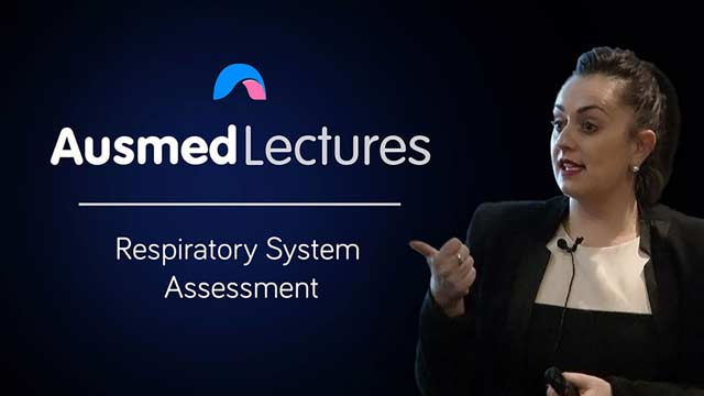Image for Respiratory System Assessment - A Basic Guide