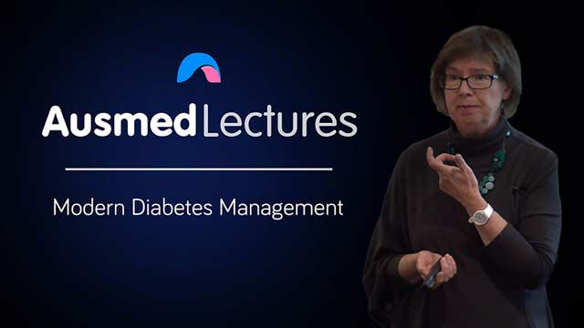 Cover image for lecture: Modern Diabetes Management