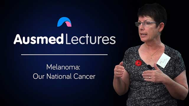 Cover image for lecture: Melanoma: Our National Cancer