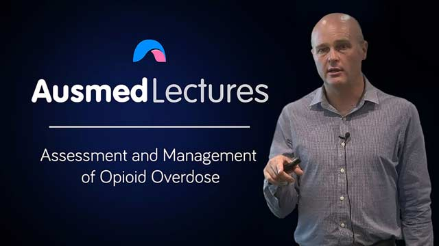 Image for Assessment and Management of Opioid Overdose