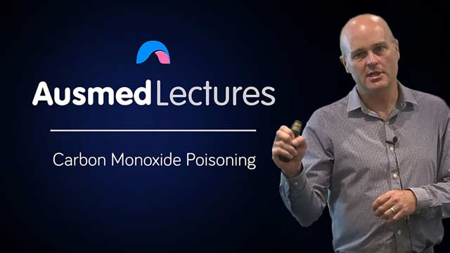 Cover image for lecture: Carbon Monoxide Poisoning