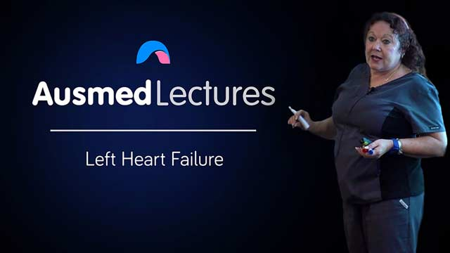 Cover image for lecture: Left Heart Failure