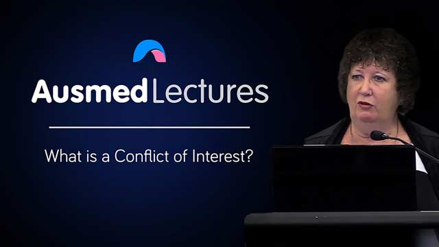 Cover image for lecture: What is a Conflict of Interest?
