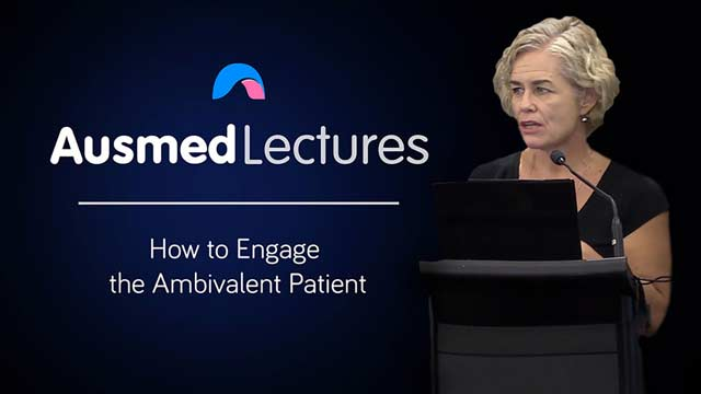 Cover image for lecture: How to Engage the Ambivalent Patient