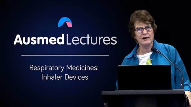 Cover image for lecture: Respiratory Medicines: Inhaler Devices
