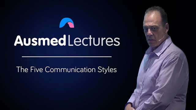 Cover image for lecture: The Five Communication Styles