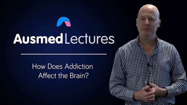 Cover image for lecture: How Does Addiction Affect the Brain?