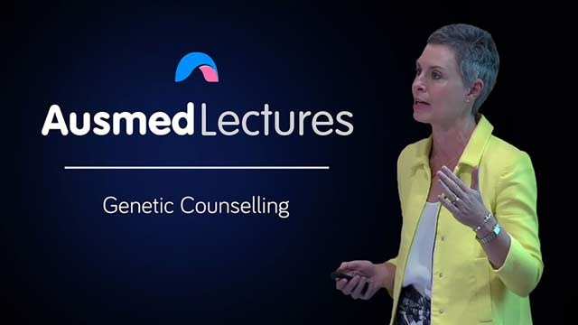Cover image for lecture: Genetic Counselling