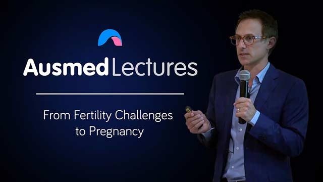 Cover image for lecture: From Fertility Challenges to Pregnancy