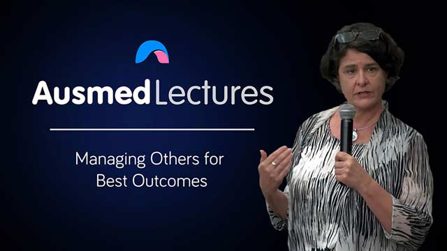 Cover image for lecture: Managing Others for Best Outcomes