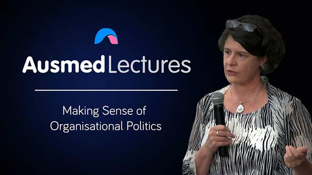 Cover image for lecture: Making Sense of Organisational Politics