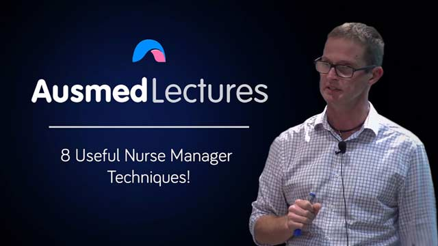 Image for 8 Useful Nurse Manager Techniques!
