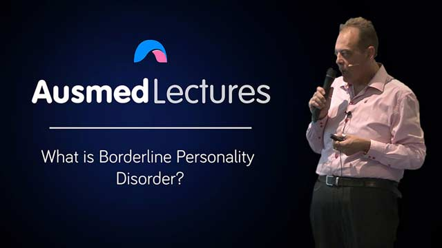 Cover image for lecture: What is Borderline Personality Disorder?