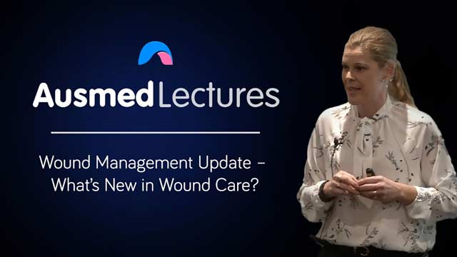 Cover image for lecture: Wound Management Update – What's New in Wound Care?