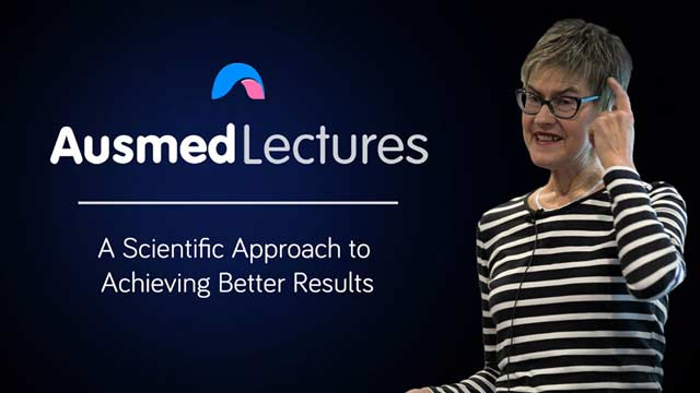 Cover image for lecture: A Scientific Approach to Achieving Better Results
