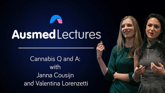 Cover image for lecture: Cannabis Q and A: with Janna Cousijn and Valentina Lorenzetti