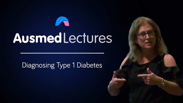 Cover image for lecture: Diagnosing Type 1 Diabetes