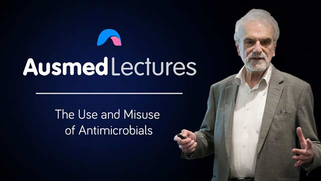 Cover image for lecture: The Use and Misuse of Antimicrobials