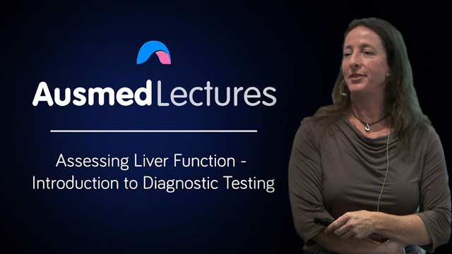 Image for Assessing Liver Function - Introduction to Diagnostic Testing
