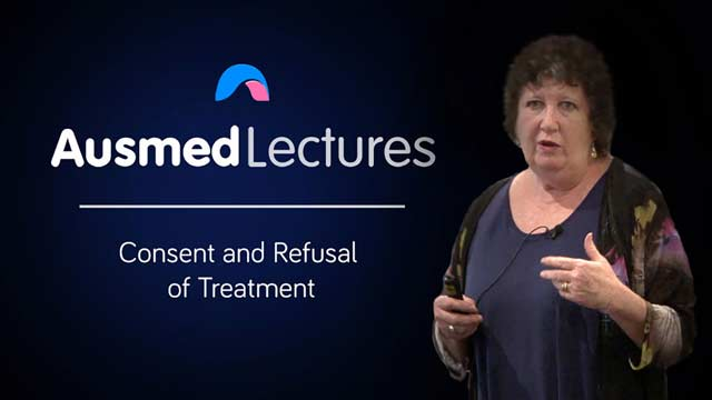 Cover image for lecture: Consent and Refusal of Treatment