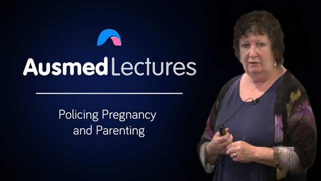 Cover image for lecture: Policing Pregnancy and Parenting