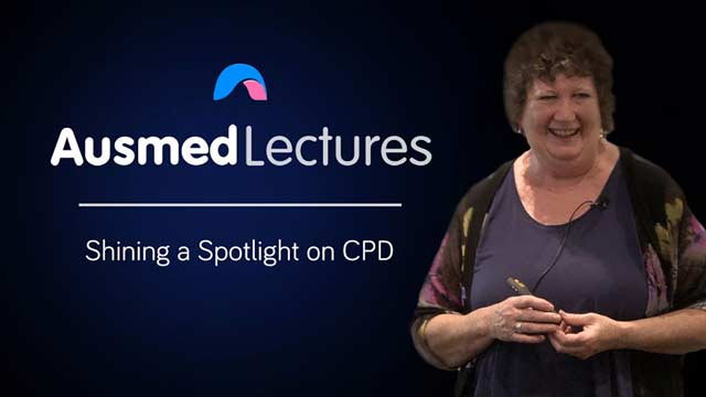 Cover image for lecture: Shining a Spotlight on CPD