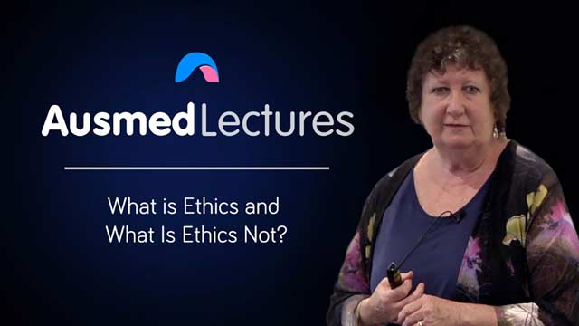 Cover image for lecture: What is Ethics and What is Ethics Not?