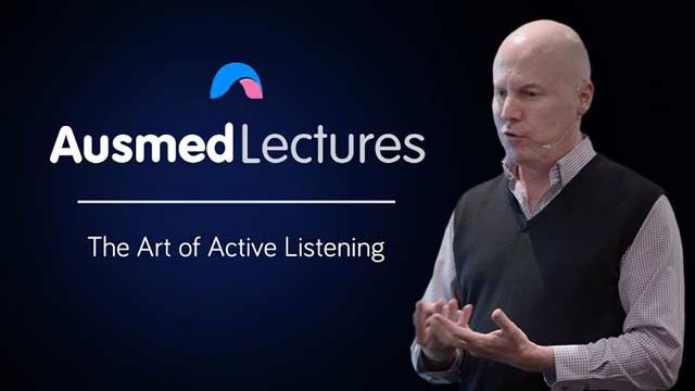 Cover image for lecture: The Art of Active Listening