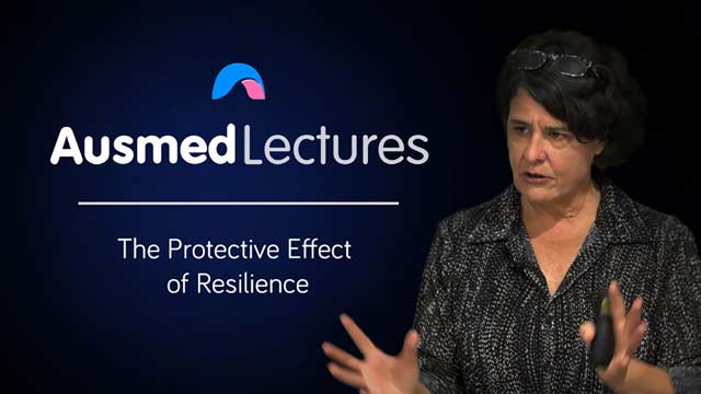Cover image for lecture: The Protective Effect of Resilience