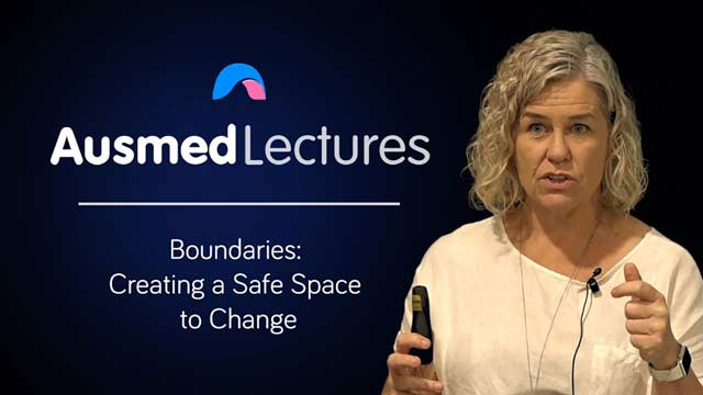 Image for Boundaries: Creating a Safe Space to Change