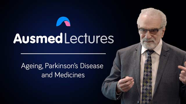 Cover image for lecture: Ageing, Parkinson's Disease and Medicines
