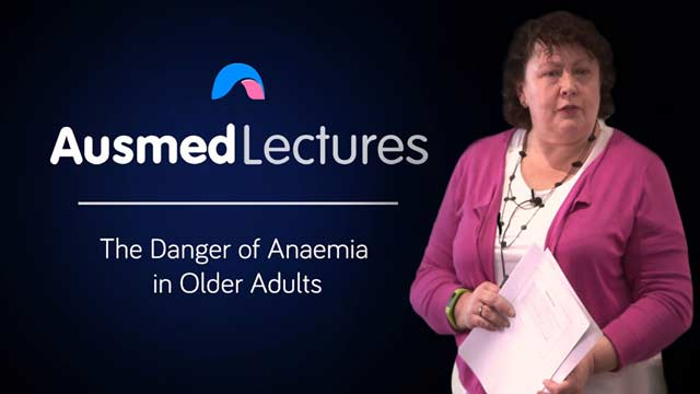 Image for The Danger of Anaemia in Older Adults