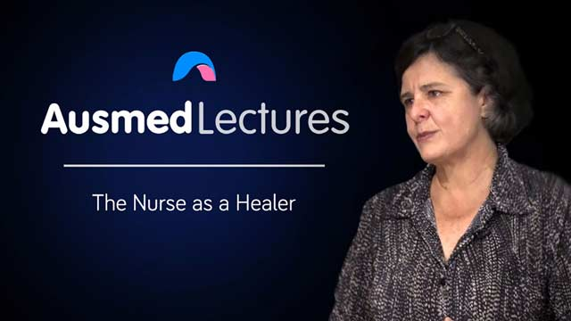 Image for The Nurse as a Healer