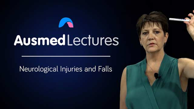 Cover image for lecture: Neurological Injuries and Falls