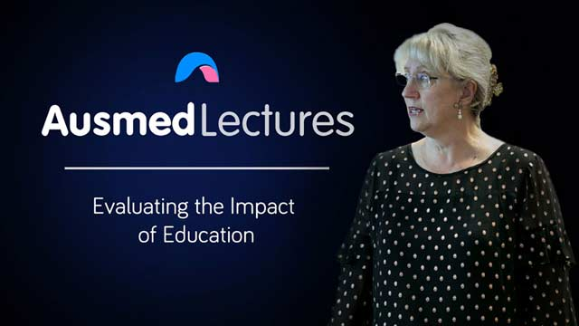 Cover image for lecture: Evaluating the Impact of Education