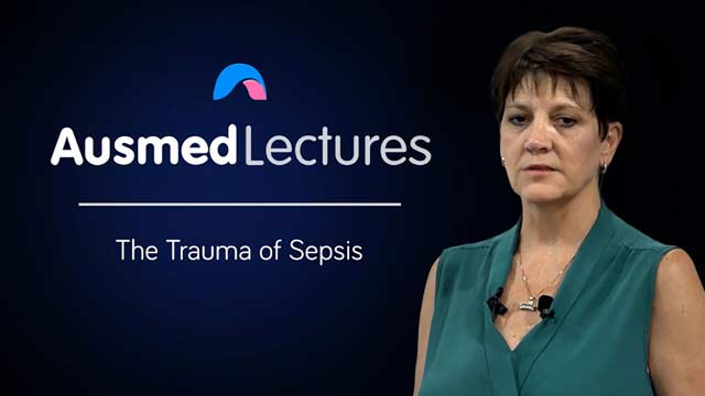 Cover image for lecture: The Trauma of Sepsis