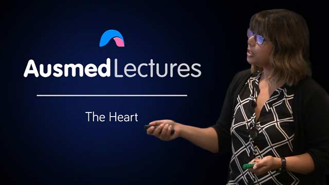 Cover image for lecture: The Heart - Anatomy and Physiology