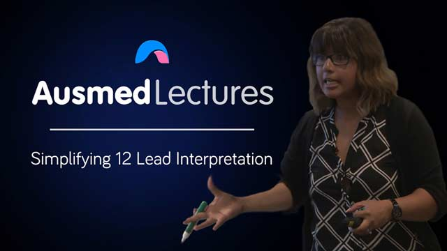 Cover image for lecture: Simplifying 12 Lead Interpretation