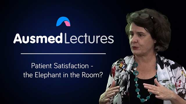 Image for Patient Satisfaction - The Elephant in the Room