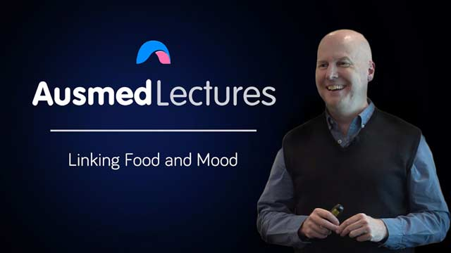 Cover image for lecture: Linking Food and Mood