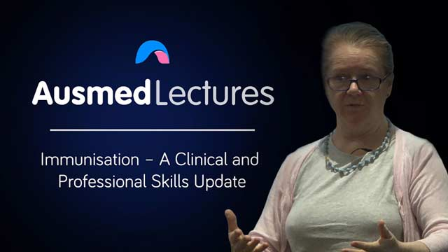 Cover image for lecture: Immunisation - A Clinical and Professional Skills Update