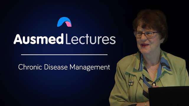 Cover image for lecture: Chronic Disease Management: A Guideline Approach