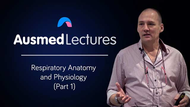 Cover image for lecture: Respiratory Anatomy and Physiology (Part One)