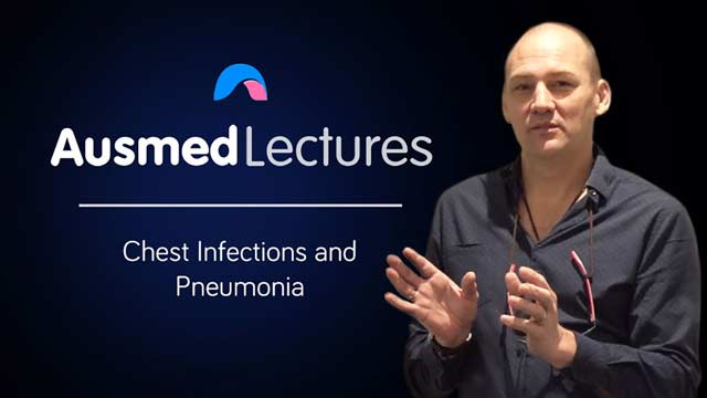 Cover image for lecture: Chest Infections and Pneumonia