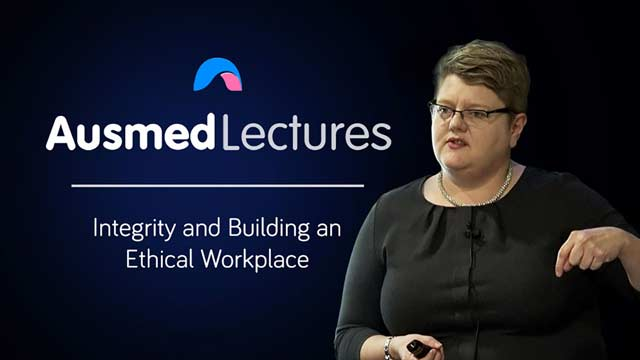 Image for Integrity and Building an Ethical Workplace